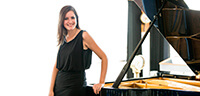 Concert Inaugural 1st Ricard Viñes Piano Kids and Youth - Dina Ivanova, piano
