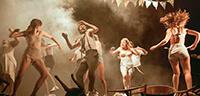 Danzad, malditos - Compañía Malditos