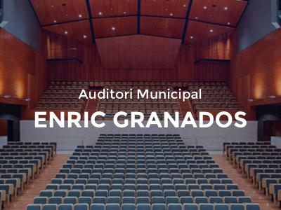 Auditori Municipal Enric Granados