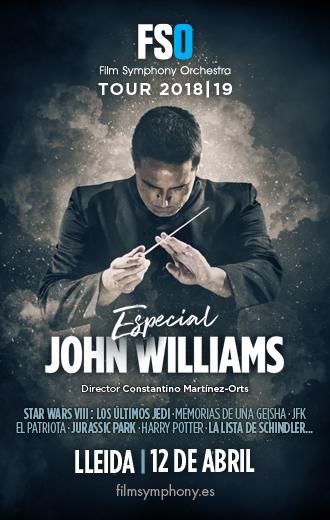 FSO Tour 2018/19 - Especial John Williams