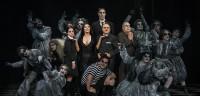 La familia Addams - Una comèdia musical de Broadway