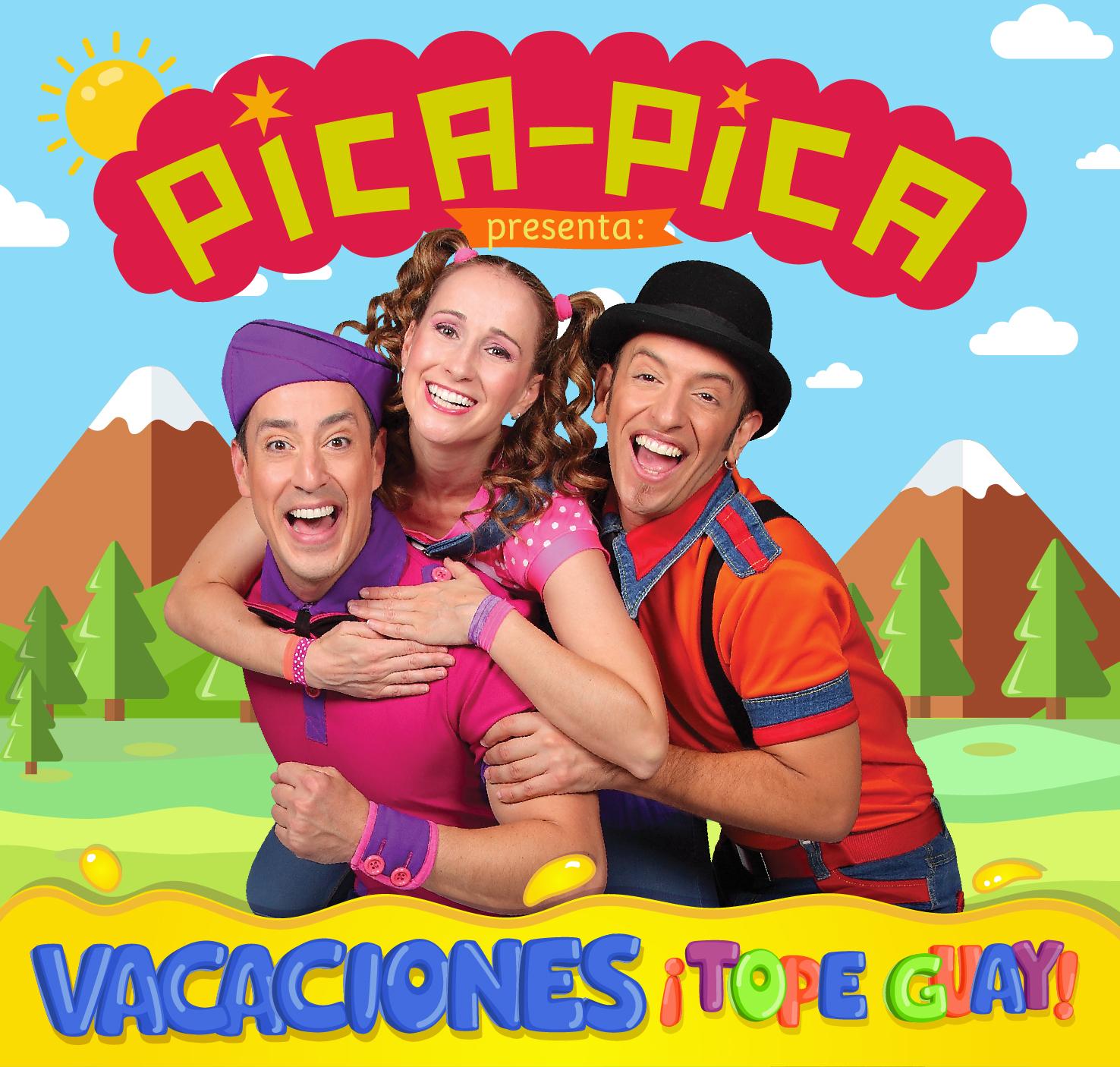 Pica Pica - Vacaciones Tope Guay