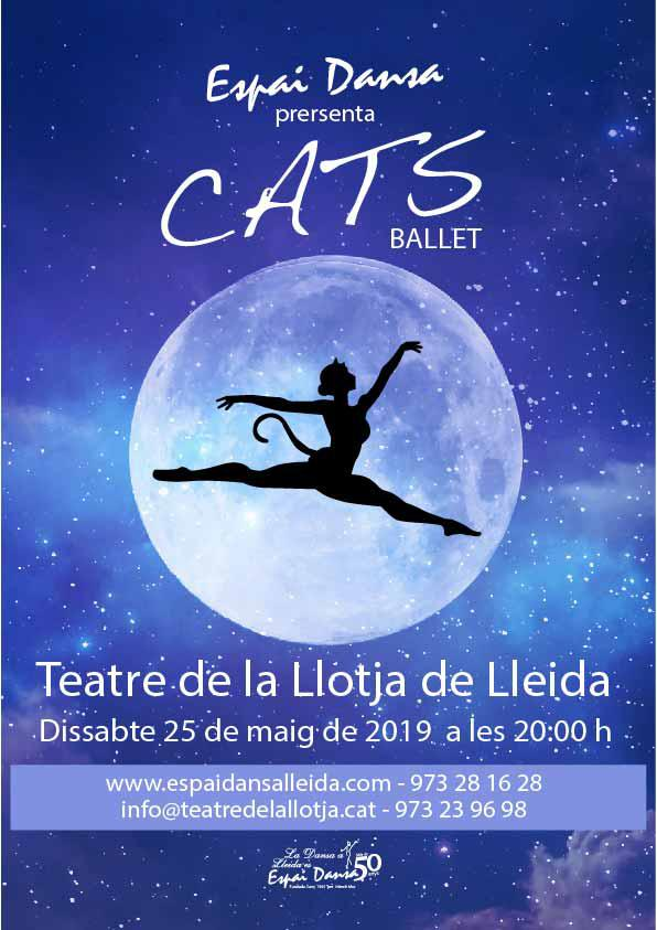 CATS Ballet - Espai Dansa