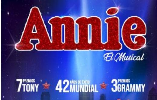 SUSPÈS- ANNIE - El Musical