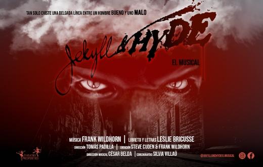 SUSPÉS- JEKYLL & HYDE - El Musical