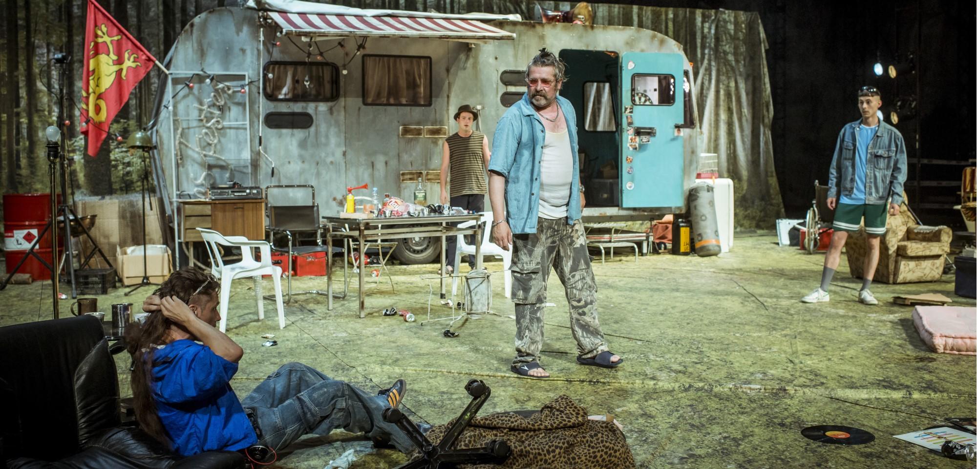 Jerusalem - Grec 2019 Festival de Barcelona, Centro Dramático Nacional i el Teatre Romea