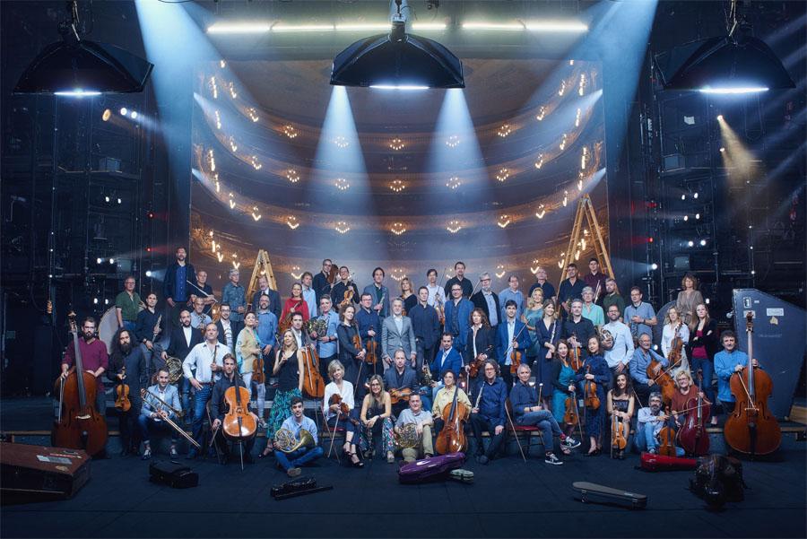 La Cinquena de Mahler. Orquestra Simfònica del Gran Teatre del Liceu