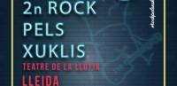 Rock pels Xuklis - a benefici d'AFANOC