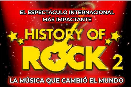 HISTORY OF ROCK 2