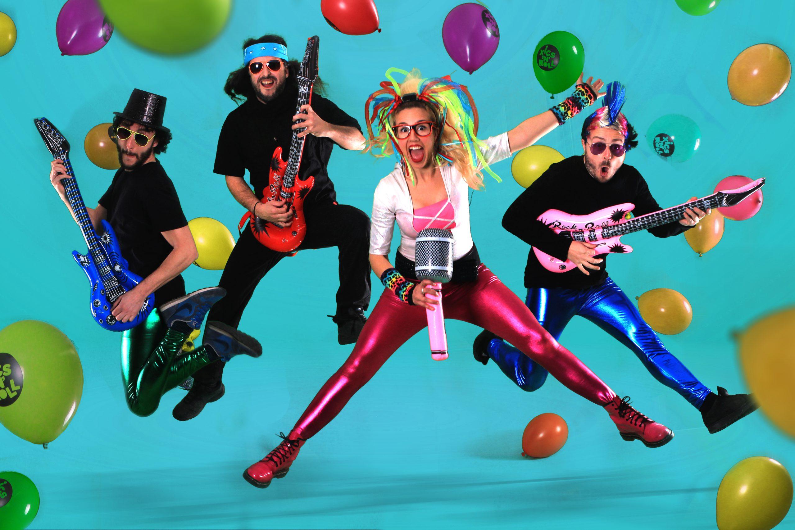 Descobreix 'The Beatles' amb la Xics'n'Roll Band - Xics'n'Roll Band