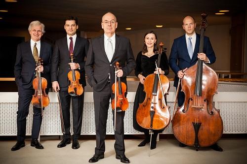 De Viena a Praga - Quintet de Cordes de Flharmònica de Berlín