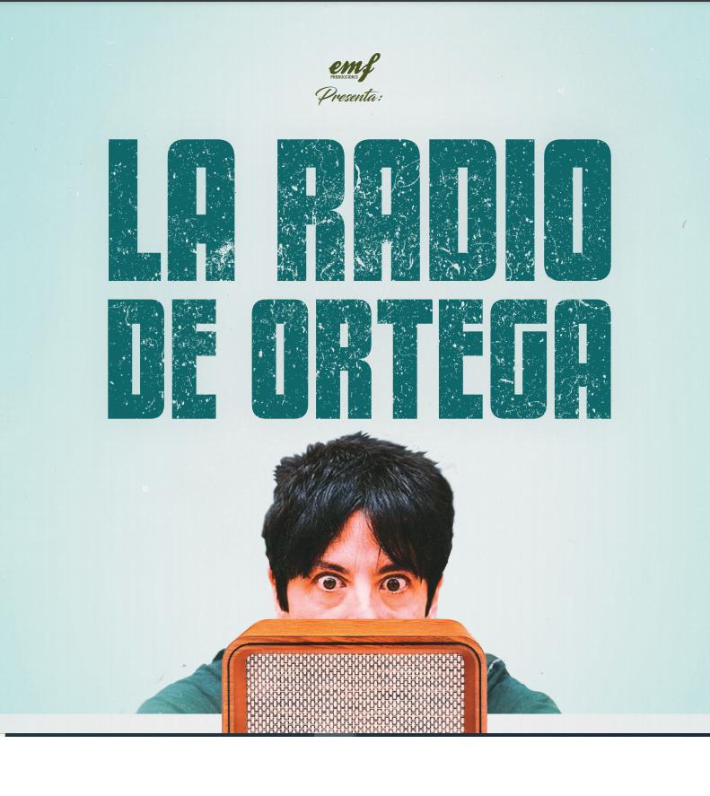 La Radio de Ortega - Juan Carlos Ortega
