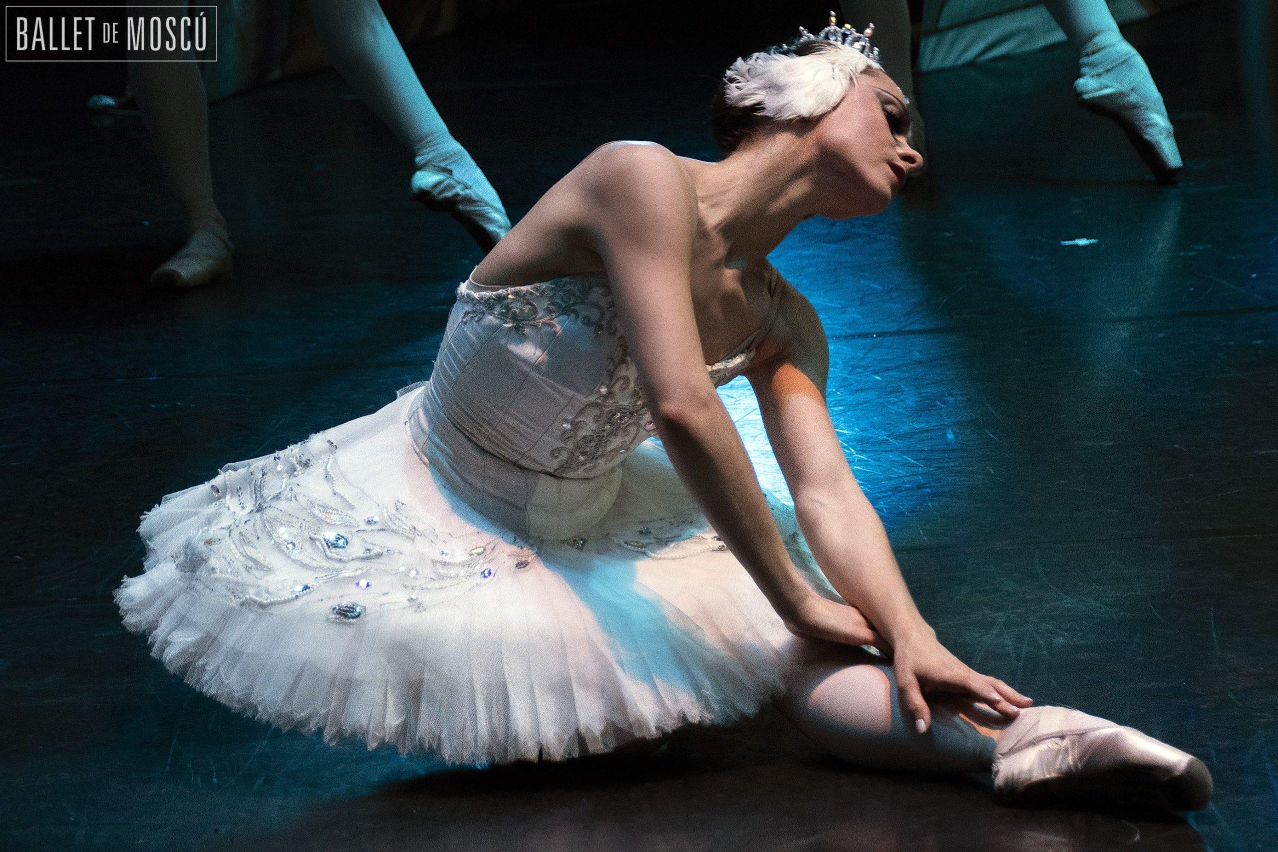 EL LLAC DELS CIGNES - Ballet de Moscou