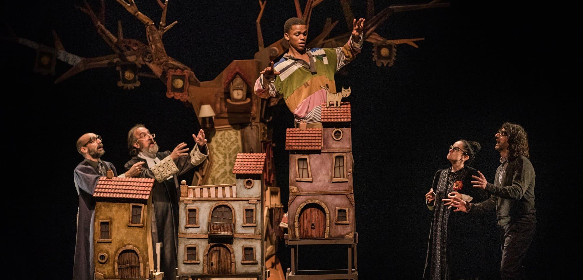 Soc una nou - Zum-Zum Teatre